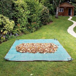 Bosmere Heavy Duty Garden Waste Tip Sheet Garden Tidy G540