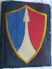 IN8916 - PATCH 2° CORPS D'ARMEE