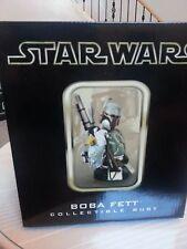 Gentle Giant Star Wars Boba Fett Mini Bust 2003