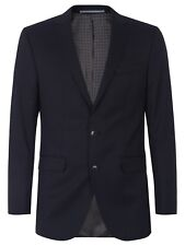 Ben Sherman 40R Kings Notch Navy Jacket RRP £195 Tailored Fit