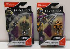Mega Construx Halo Heroes Spartan Jun A266 And Athlon FMM69 & FMM74