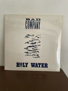 Bad Company - Holy Water SEALED, NEVER OPENED 1990