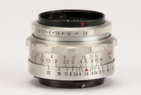 Carl Zeiss Jena Tessar 50mm 50 mm 1:2.8 2.8 2.8/50 T Altix