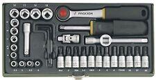 """Proxxon Steckschlüsselsatz 1/4"""" 36 teilig 23080"""