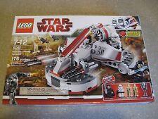 RETIRED 2010 LEGO STAR WARS SET 8091 REPUBLIC SWAMP SPEEDER NISB