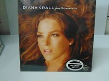 DIANA KRALL from this moment on -CLASSIC RECORDS -COLORED VINYL-LIMITED EDITION