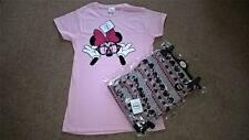 BNWT NEW LADIES MINNIE MOUSE FAIRISLE PYJAMAS SET IN SIZE 14 CHRISTMAS DISNEY L