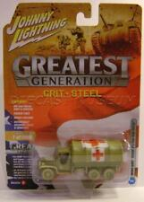 WWII GMC CCKW 2 1/2 6X6 TRUCK THE GREATEST GENERATION VERSION B JOHNNY LIGHTNING