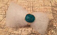 Silpada R3052 Turquoise .925 Sterling Silver size 5 Cabana Ring  New $69.00