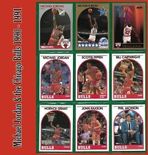 Michael Jordan & the Chicago Bulls 1990 - 1999  (750)