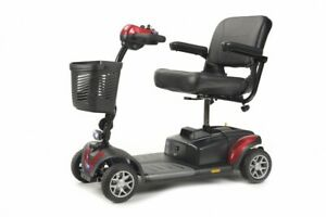 NEW! TGA Zest 4mph Transportable Mobility Scooter. FREE Delivery!!
