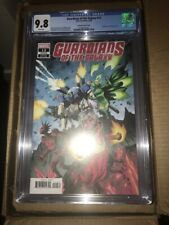 Guardians of the Galaxy (Volume 5) #12 CGC 9.8 Shalvey variant Groot Rocket