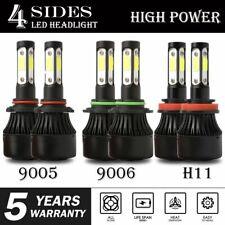Combo 9005 + H11 + 9006 CREE LED Headlight Kit Hi Low Beam 6000K 7200W 1080000LM