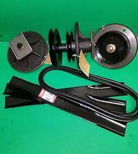 """Toro 62"""" Z Master Mower Deck Rebuild Kit Spindles Blades Belt FREE Shipping"""