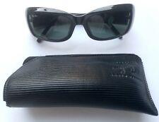 Occhiali da sole Ray Ban W2083 modello Sidestreat butterfly colore nero