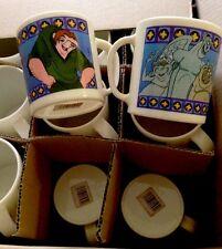 Hunchback Of Notre Dame NEW Mug Cup Disney Applause Quasimodo figure stamper