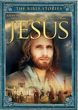 THE BIBLE STORIES JESUS New DVD Jeremy Sisto Debra Messing Jacqueline Bisset