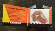 Reese's 1998 Miniature Pedal Plane Collector's Edition Die Cast Metal