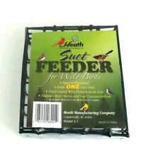 Heath Suet Feeder S1 Single Block New Packaged Hanging