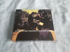 Steven Wilson ‎– Insurgentes + Nsrgnts Rmxs 2 CD Bundle