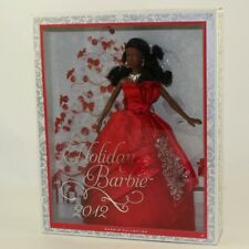 Mattel - Barbie Doll - 2012 Holiday African-American *NON-MINT BOX*
