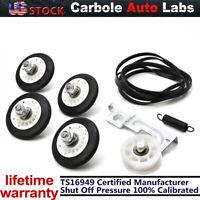 44581EL2002C Dryer Drum Roller Repair Kit Replacement For LG Kenmore 4400EL2001A