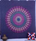 Indian Mandala Hippie Tapestry Bohemian Boho Wall Hanging Throw Bedspread Decor