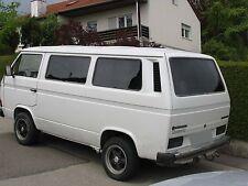 Tönungsfolie passgenau VW T3 Bus mit Heckklappe / ohne Schiebefenster