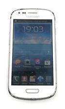 TELEFONO CELLULARE ANDROID SAMSUNG GALAXY S3 MINI GT-I8190 BIANCO 8GB SBLOCCATO