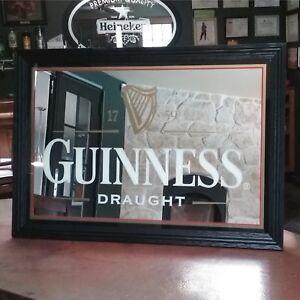Guinness Medium Bar Mirror