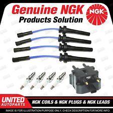 NGK Spark Plugs Coils Leads Kit for Chrysler PT Cruiser PG 2.4L EDZ 4Cyl 04-10