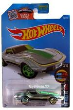 2016 Hot Wheels #58 HW Mild to Wild Corvette Stingray ZAMAC