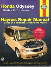 1999-2010 Honda Odyssey Haynes Repair Service Workshop Manual Book 9236
