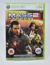 New & Sealed Mass Effect 2 (XBOX 360, 2010)