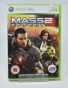BRAND NEW & FACTORY SEALED - MASS EFFECT 2 (XBOX 360, 2010)