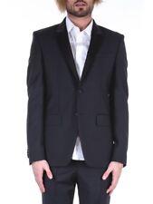 New Givenchy Black Wool/Mohair Tuxedo Blazer Size 50/40US $1195.00 *2018 Style*