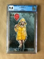 GRIMM FAIRY TALES GRETEL #4 - WIZARD WORLD 'IT' COSPLAY EXCLUSIVE - CGC 9.8