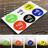 HOT Smart NFC Tags Stickers NTAG203 for Samsung Galaxy S5 S4 Note 3 Nokia Sony