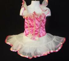 New! Holiday Satin Dance Ballet Costume ~ Small Child