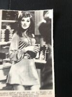 73-3 Ephemera 1969 Picture Geraldine Moffatt Doreen Bbc The Ladies Play