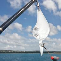 DIY 10Pcs Kinds of Blank Crankbait Unpainted Hard Bait Fishing Lure Bodies 9.5cm