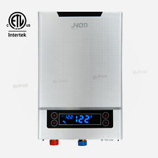 Tankless Electric Instant Hot Water Heater 27KW Whole Home Bath Shower 240V
