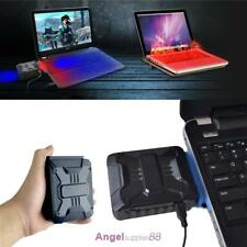 Mini Vacuum Laptop USB Cooler Air Extracting Exhaust Cooling Fan for Notebook