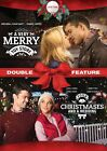 A Very Merry Toy Store / Four Christmases and a Wedding DVD  NEW