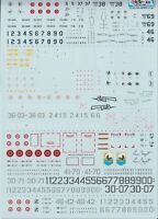 Decals Italian Kits 1/72 & 1/48