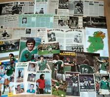 IRELAND - Republic & Northern. Posters,Pictures,Football Memorabilia
