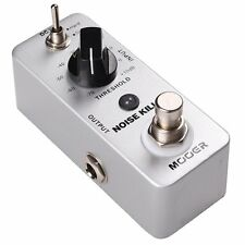 Mooer Audio Noise Killer Electric Guitar Effect Pedal - Brand New!