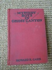 Mystery Boys in ghost Canyon 1930