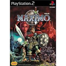 Used PS2 Maximo Japan Import