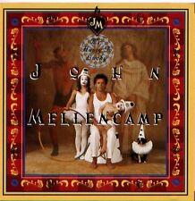 JOHN MELLENCAMP  MR HAPPY GO LUCKY  CD  RARE  - A1